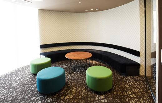 2階 談話室